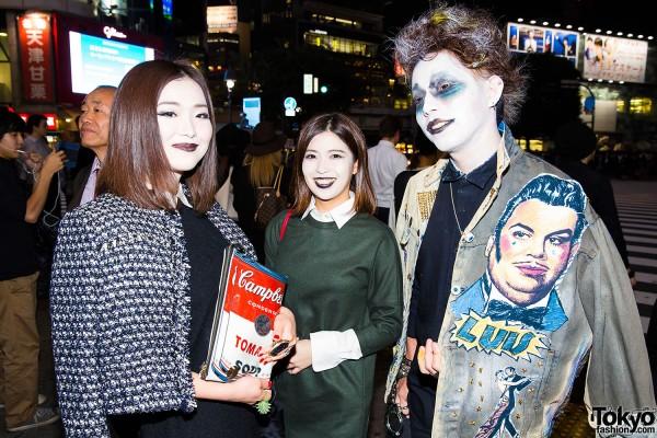 Halloween Eve in Japan - Costumes in Shibuya (82)
