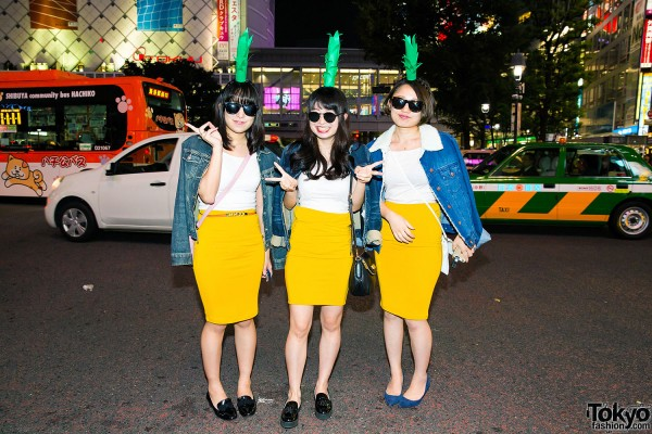 Halloween Eve in Japan - Costumes in Shibuya (85)