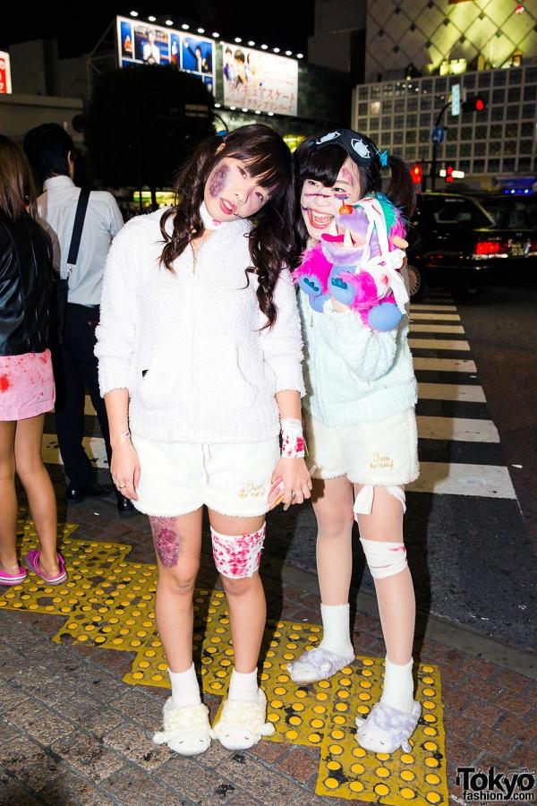 Halloween Eve in Japan - Costumes in Shibuya (87)