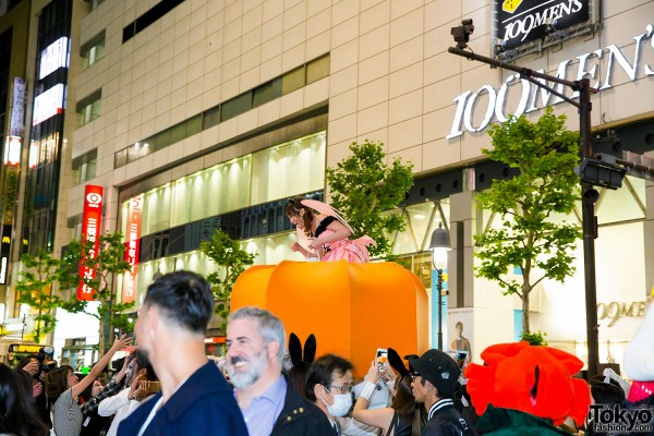Halloween Eve in Japan - Costumes in Shibuya (89)