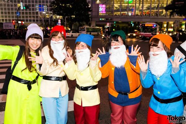 Halloween Eve in Japan - Costumes in Shibuya (94)