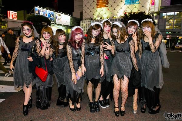 Halloween Eve in Japan - Costumes in Shibuya (100)