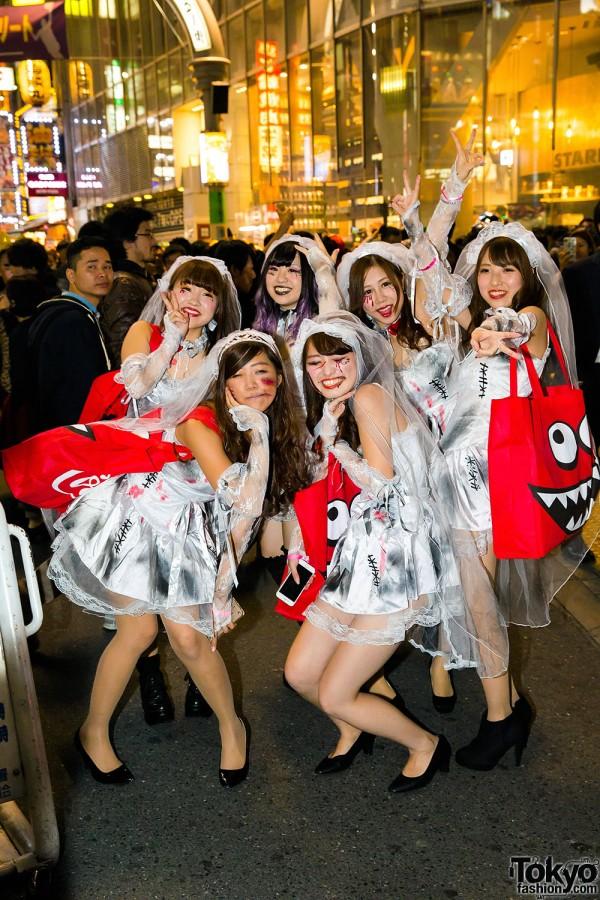 Halloween Eve in Japan - Costumes in Shibuya (103)