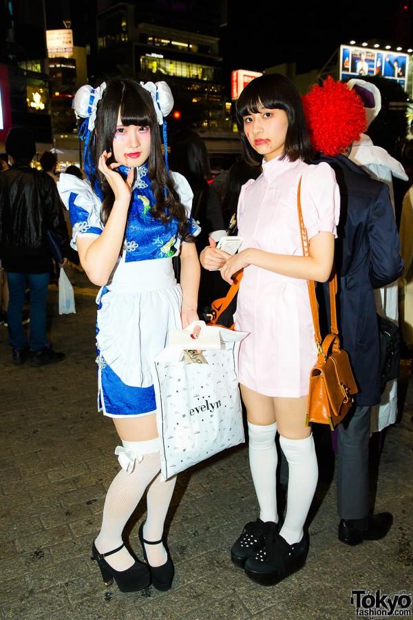 Halloween Eve in Japan - Costumes in Shibuya (104)