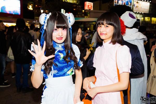 Halloween Eve in Japan - Costumes in Shibuya (105)
