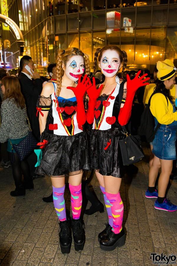 Halloween Eve in Japan - Costumes in Shibuya (106)