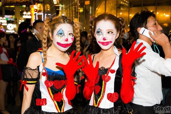 Halloween Eve in Japan - Costumes in Shibuya (107)