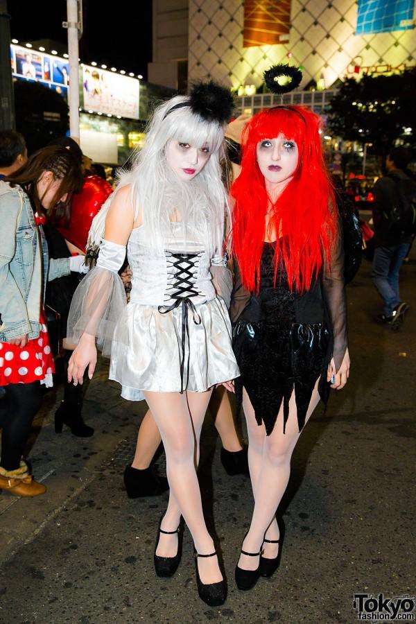 Halloween Eve in Japan - Costumes in Shibuya (110)
