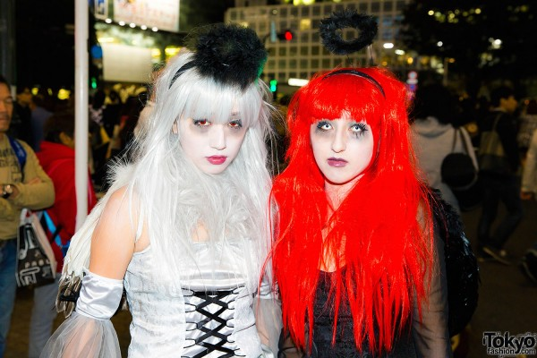 Halloween Eve in Japan - Costumes in Shibuya (111)