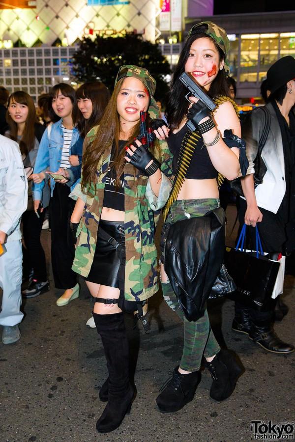 Halloween Eve in Japan - Costumes in Shibuya (112)