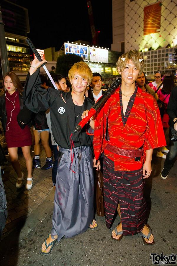 Halloween Eve in Japan - Costumes in Shibuya (114)