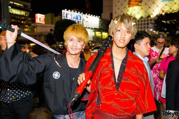Halloween Eve in Japan - Costumes in Shibuya (115)