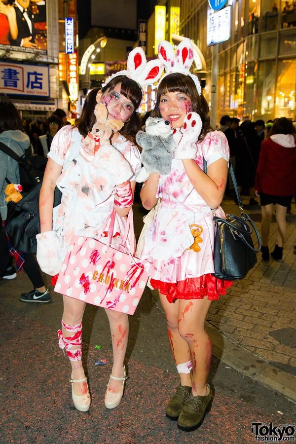 Halloween Eve in Japan - Costumes in Shibuya (119)