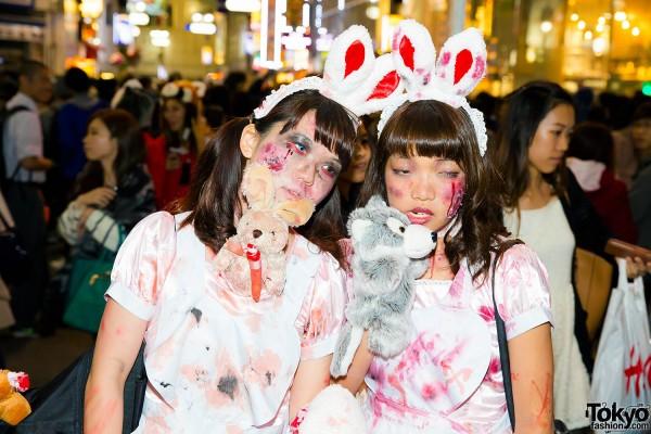 Halloween Eve in Japan - Costumes in Shibuya (120)
