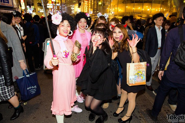 Halloween Eve in Japan - Costumes in Shibuya (121)