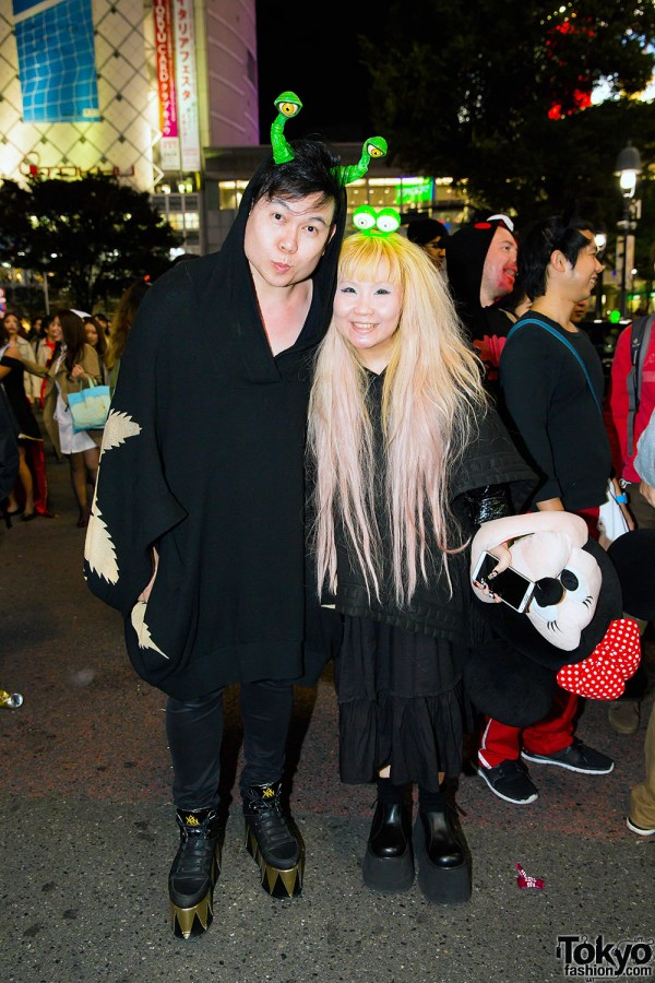 Halloween Eve in Japan - Costumes in Shibuya (124)