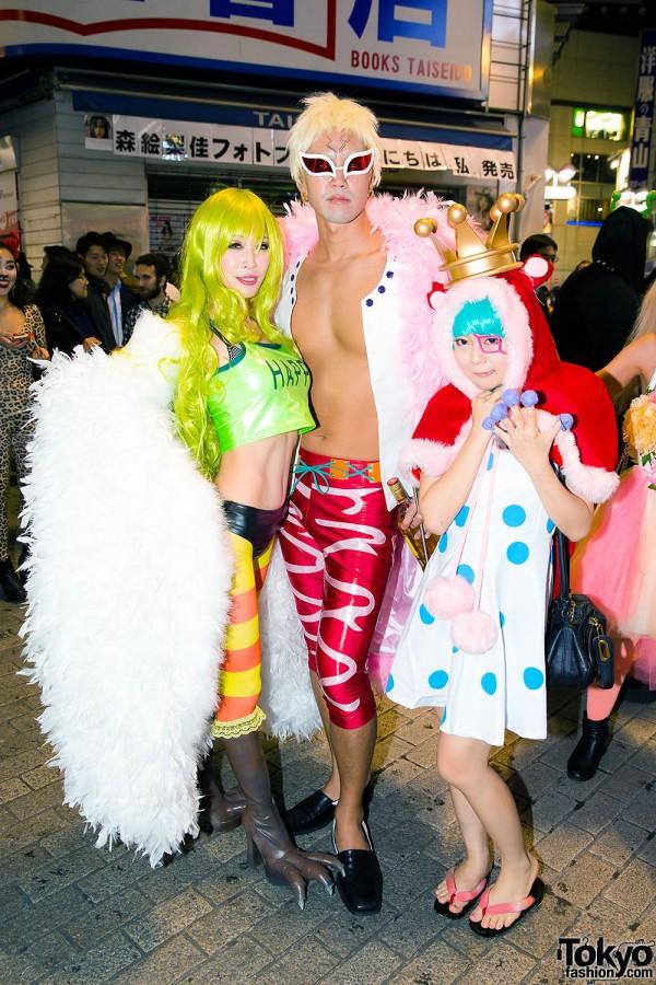 Halloween Eve in Japan - Costumes in Shibuya (126)