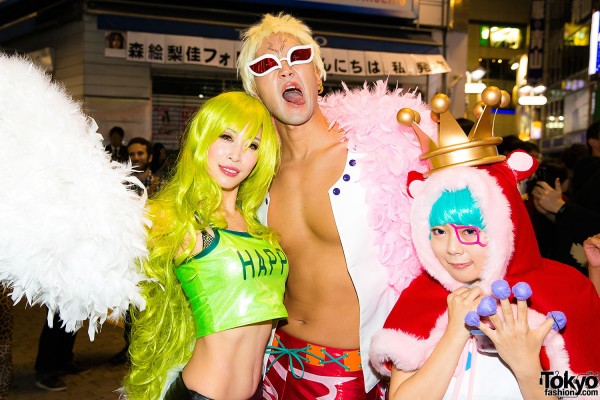 Halloween Eve in Japan - Costumes in Shibuya (127)