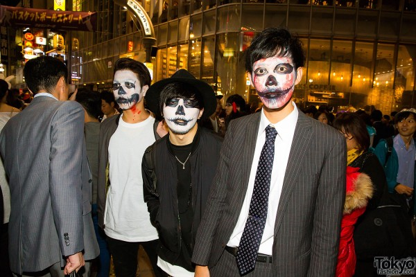 Halloween Eve in Japan - Costumes in Shibuya (129)