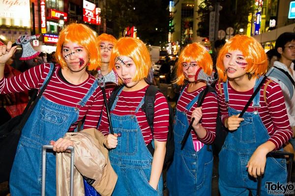 Halloween Eve in Japan - Costumes in Shibuya (131)
