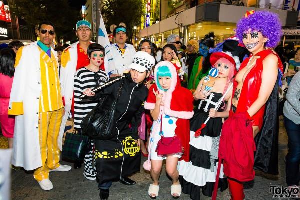 Halloween Eve in Japan - Costumes in Shibuya (132)