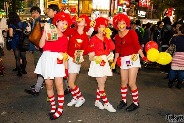 Halloween Eve in Japan - Costumes in Shibuya (133)