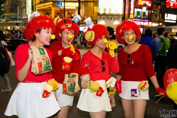 Halloween Eve in Japan - Costumes in Shibuya (134)