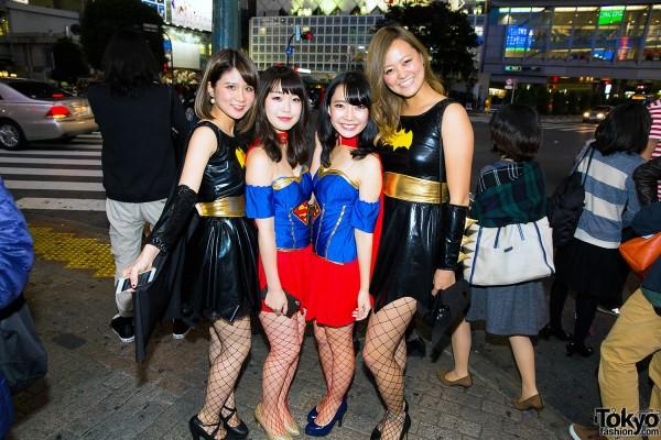 Halloween Eve in Japan - Costumes in Shibuya (135)