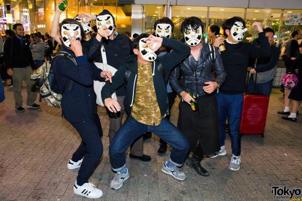 Halloween Eve in Japan - Costumes in Shibuya (140)