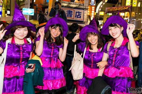 Halloween Eve in Japan - Costumes in Shibuya (143)