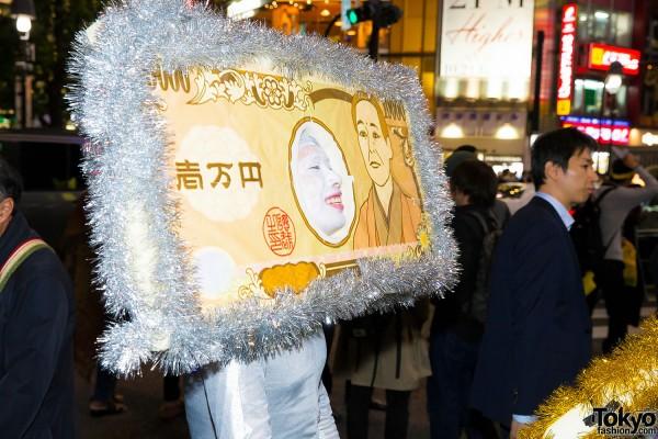 Halloween Eve in Japan - Costumes in Shibuya (147)