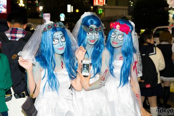 Halloween Eve in Japan - Costumes in Shibuya (149)