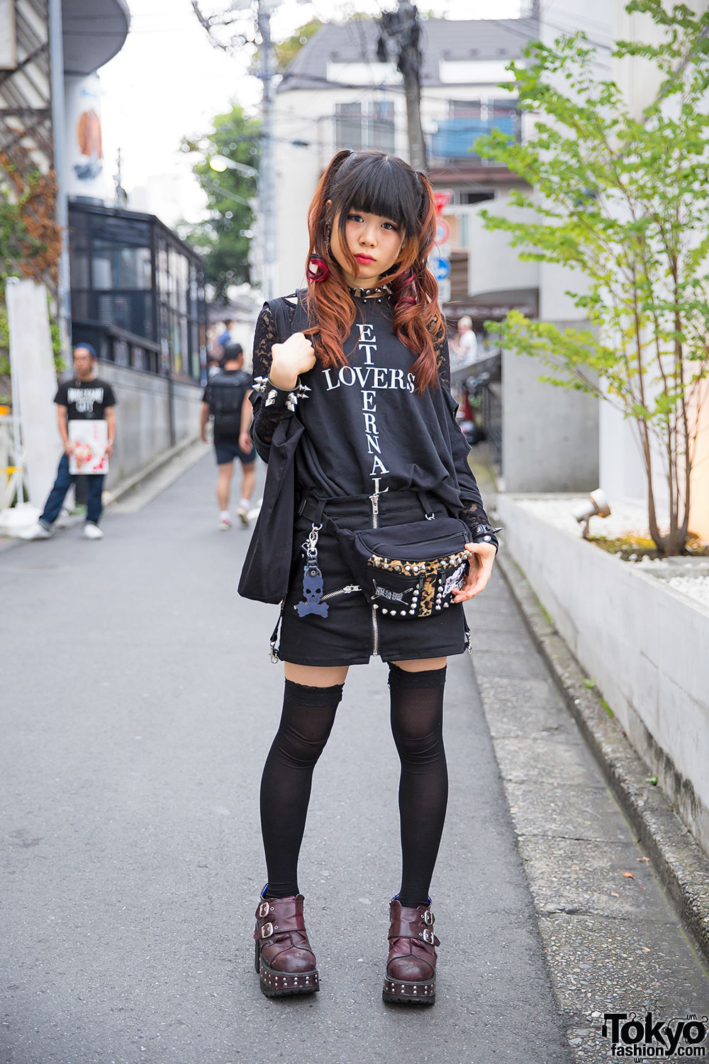 Roaring Times Harajuku S Most Influential Fashion
