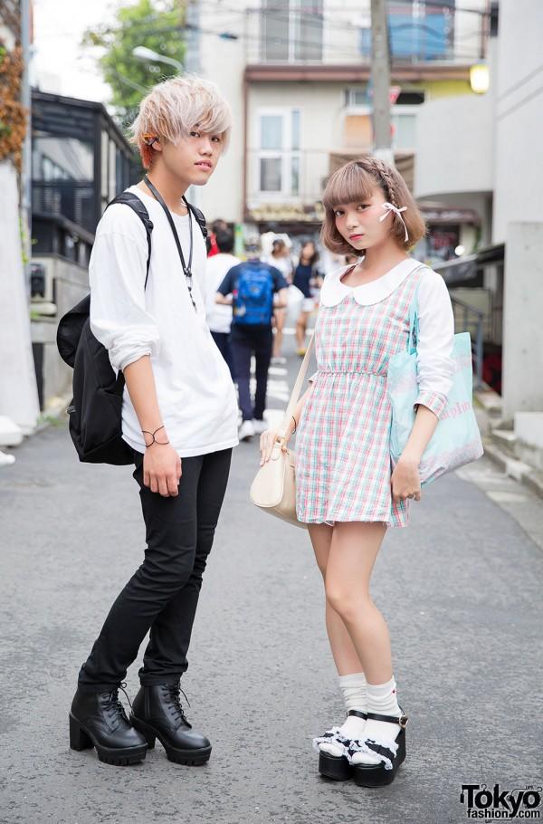 Harajuku Duo in GU, Poler Outdoor Stuff, Min Plume & Liz Lisa Items