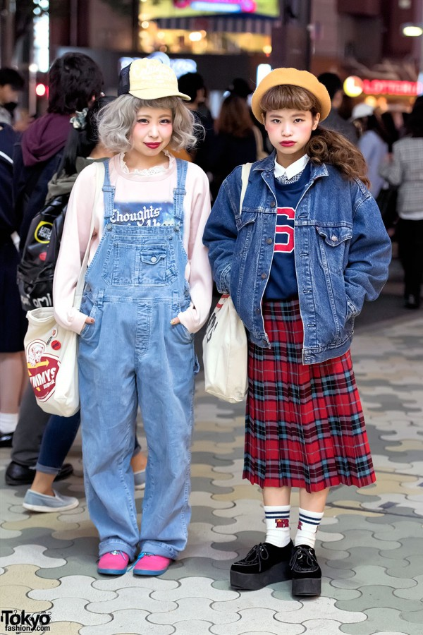 Harajuku Girls in Aymmy in the Batty Girls, COCOLULU, Ghost Busters, Jouetie & Resale Fashion