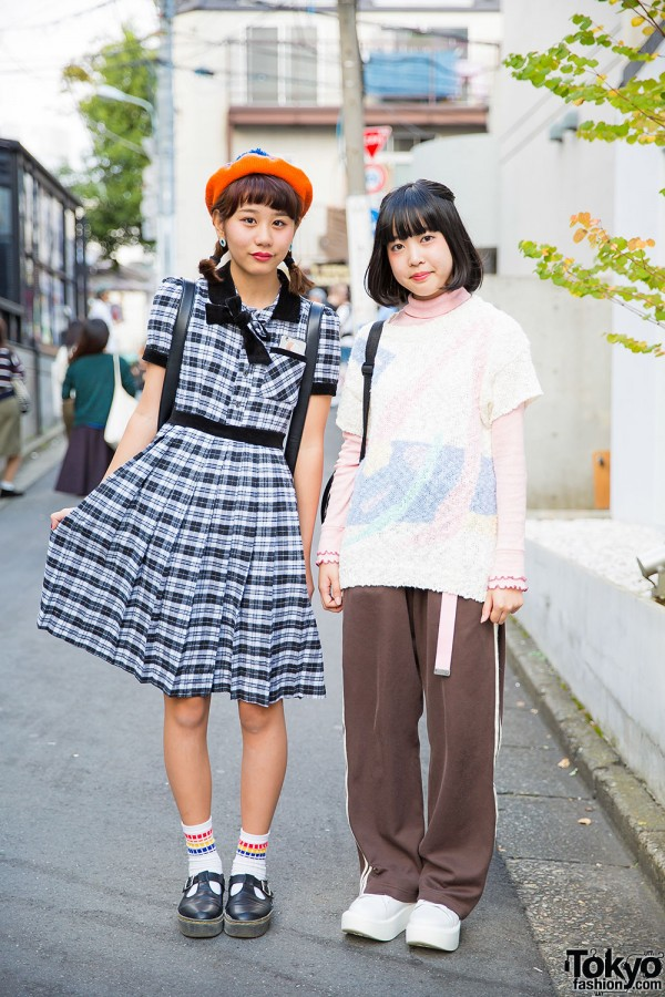 Harajuku Girls in Aymmy in the Batty Girls, San to Nibun No Ichi & Tokyo Bopper