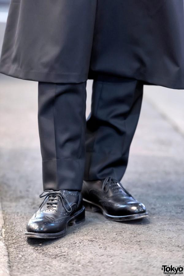 Takeo Kikuchi Dress Pants & Cool Struttin'&co Shoes