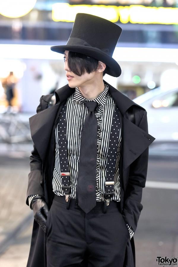 Cool Struttin'&Co. Suspenders