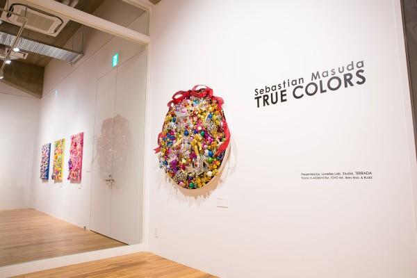"Sebastian Masuda's ""True Colors"" Art Exhibition Opens To The Public in Tokyo"