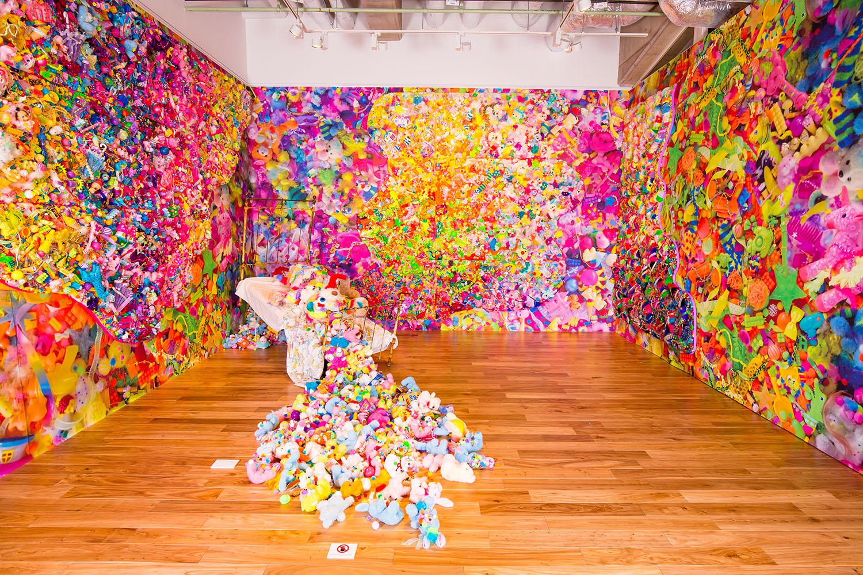 Sebastian Masuda S Quot True Colors Quot Art Exhibition Opens To