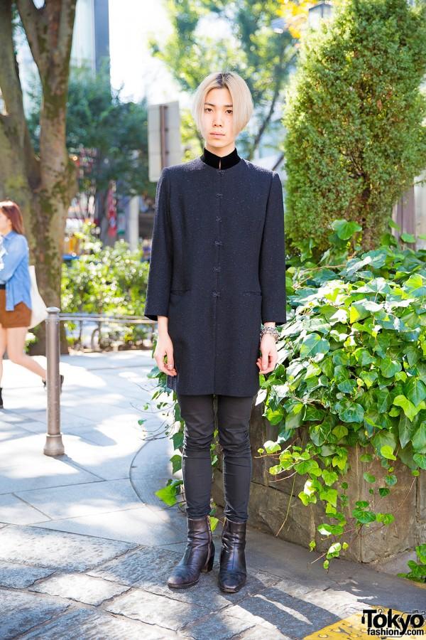 Hanae Mori Jacket in Harajuku