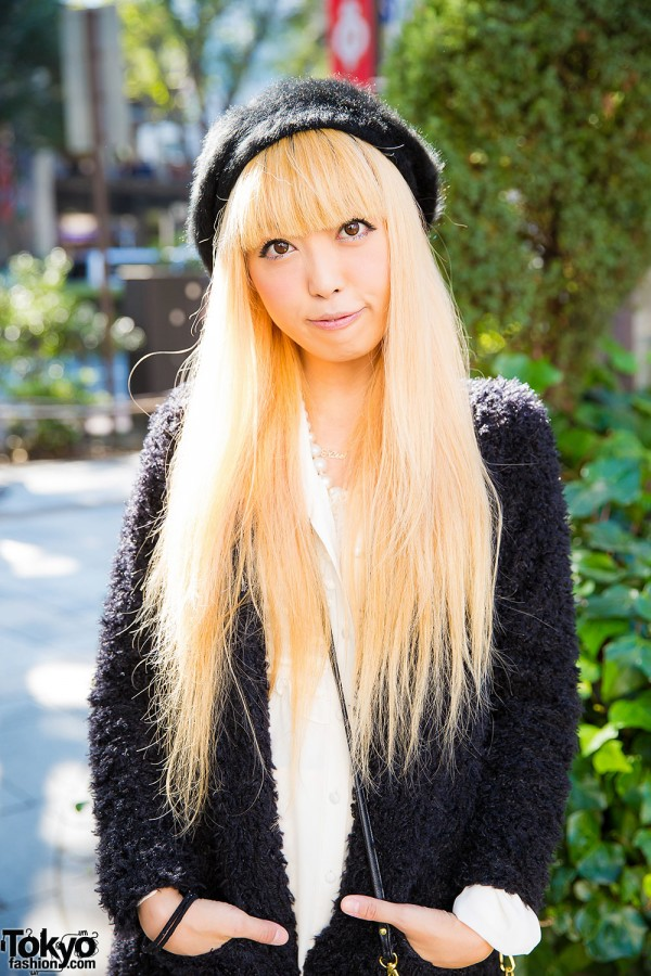 Ayaka, a Japanese singer