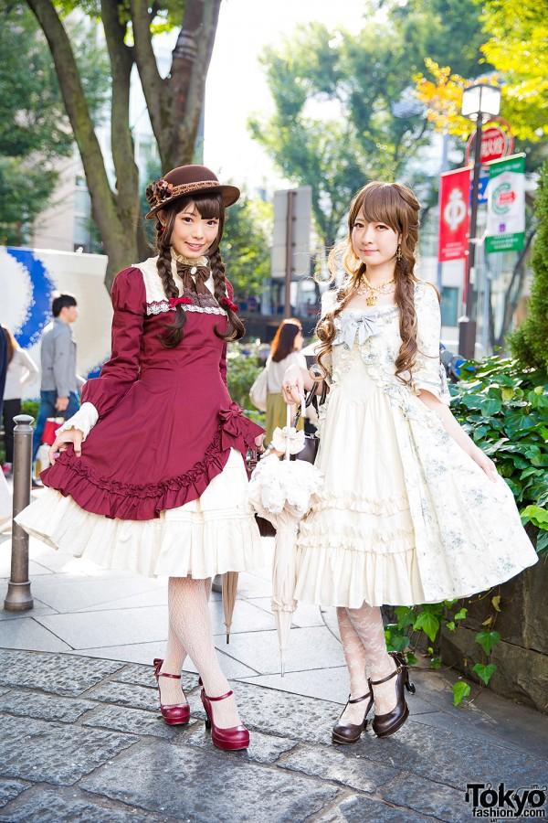 Harajuku Lolita Fashion w/ Mary Magdalene Dresses, Violin Bags, BTSSB & Alice and the Pirates