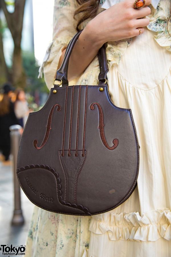 Lolita Violin Handbag
