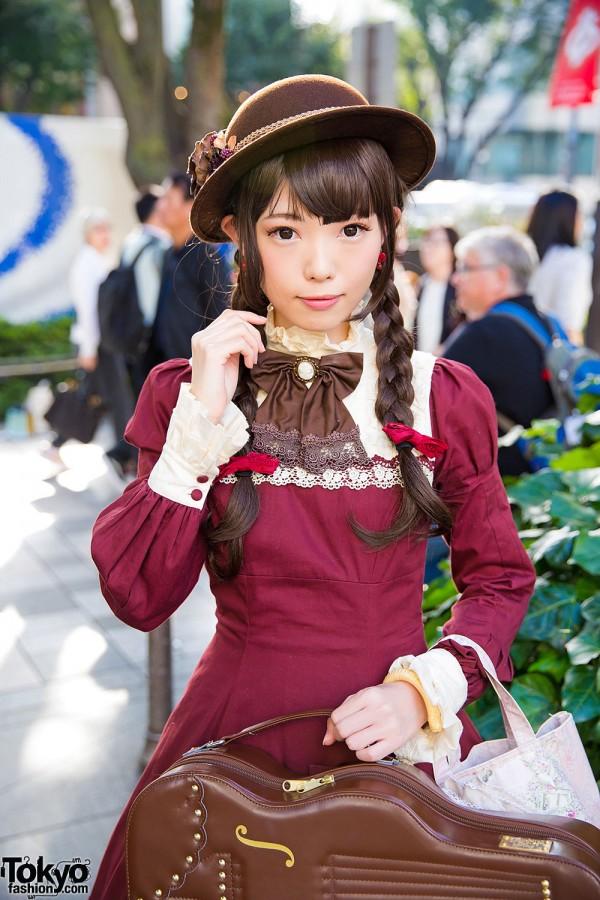 Harajuku Lolita Fashion W Mary Magdalene Dresses Violin