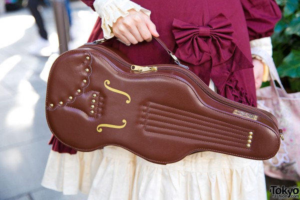 Alice and the Pirates Violin Bag