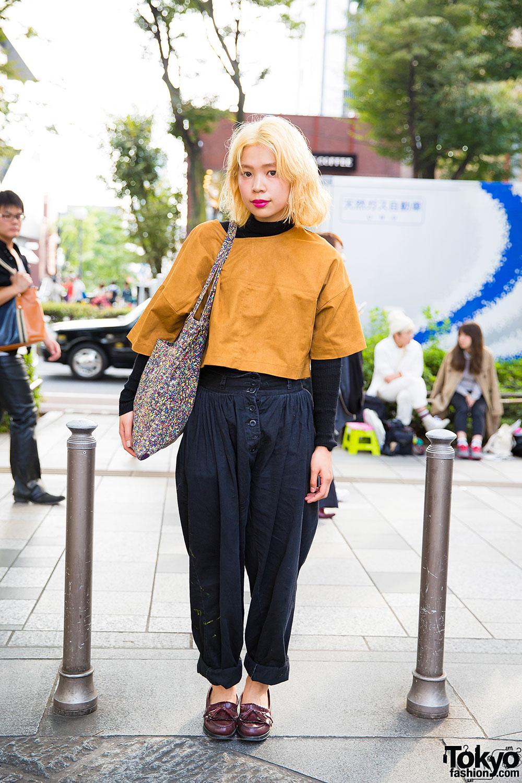 9da21fdad52 Harajuku Girl in Uniqlo Turtleneck