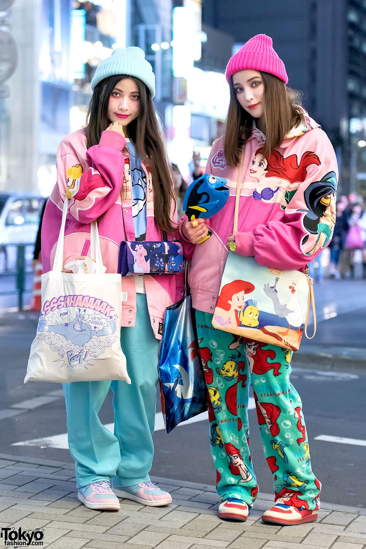 Disney Fashion For Everyone: Disney Princess Bomber Jackets, Colorful Fashion & Cute