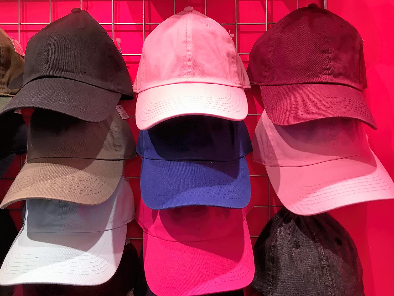 Japanese Street Fashion Trend 2016 Winter Pink Caps