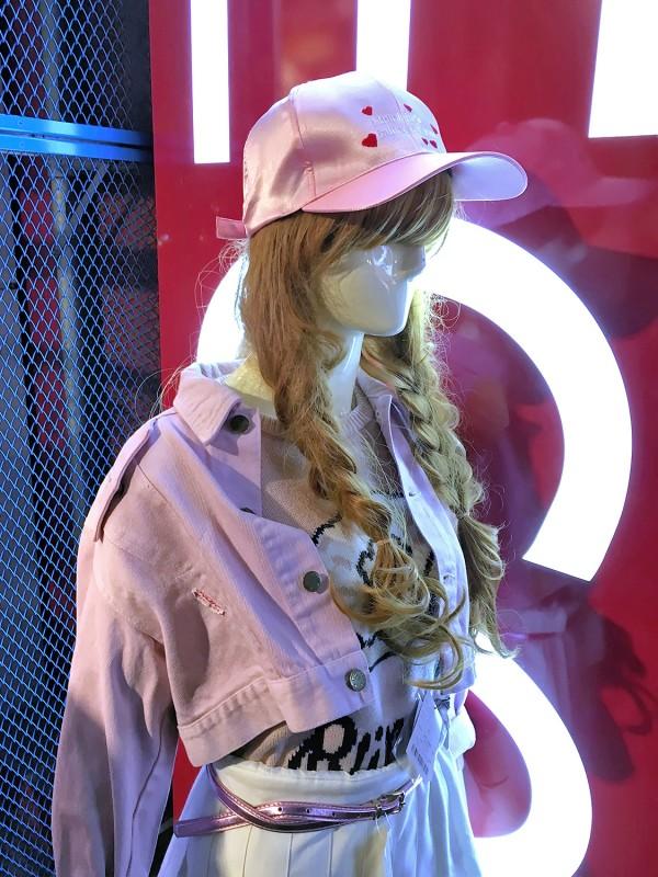 Pink Caps - Harajuku Fashion Trend (7)
